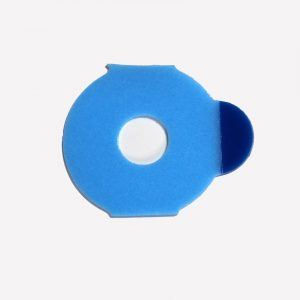 Weco Blue Cut Edger / Glazing Pads