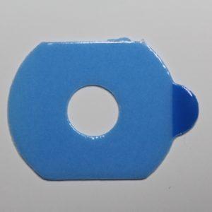 Briot Blue Cut Edger / Glazing Pad
