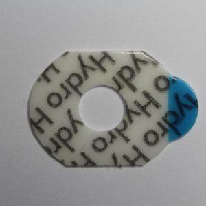 Huvitz Superhydrophobic Edger / Glazing Pads