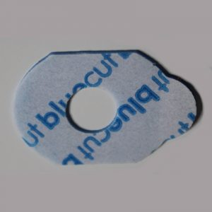 Huvitz Blue Cut Edger / Glazing Pads
