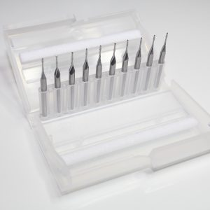 Nidek Drill Bits 10 x 1.0mm (10 Pack)